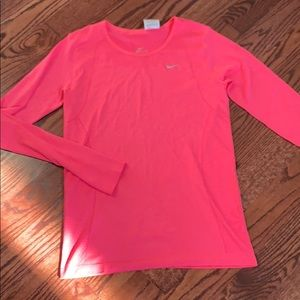 Nike Dry-fit Long Sleeve